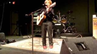 """8 year old Cristo Lewis sings """"Crossing Muddy Waters"""" by John Hiatt"""
