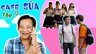 Đại Ca Thách Thức Thày Giáo   Cafe Sữa - Tập 9   Phim Ngắn Học Đường Hay Nhất 2019 - Thái Dương