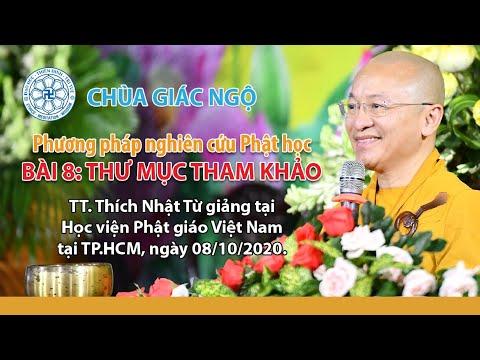Thư mục tham khảo - Phương pháp Nghiên cứu Phật học