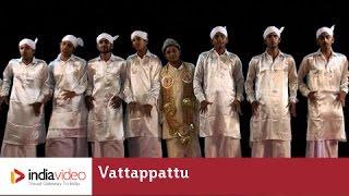 Vattappattu - the male version of Oppana
