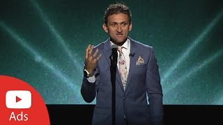 Brandcast 2017: Casey Neistat, YouTube Creator | YouTube Advertisers