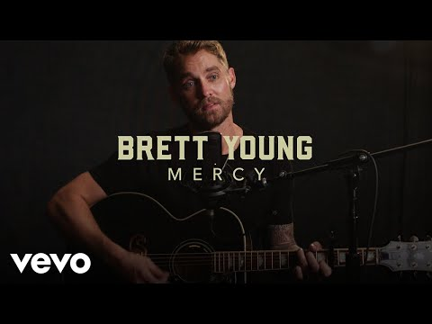 """Brett Young """"mercy"""" Official Performance Vevo"""