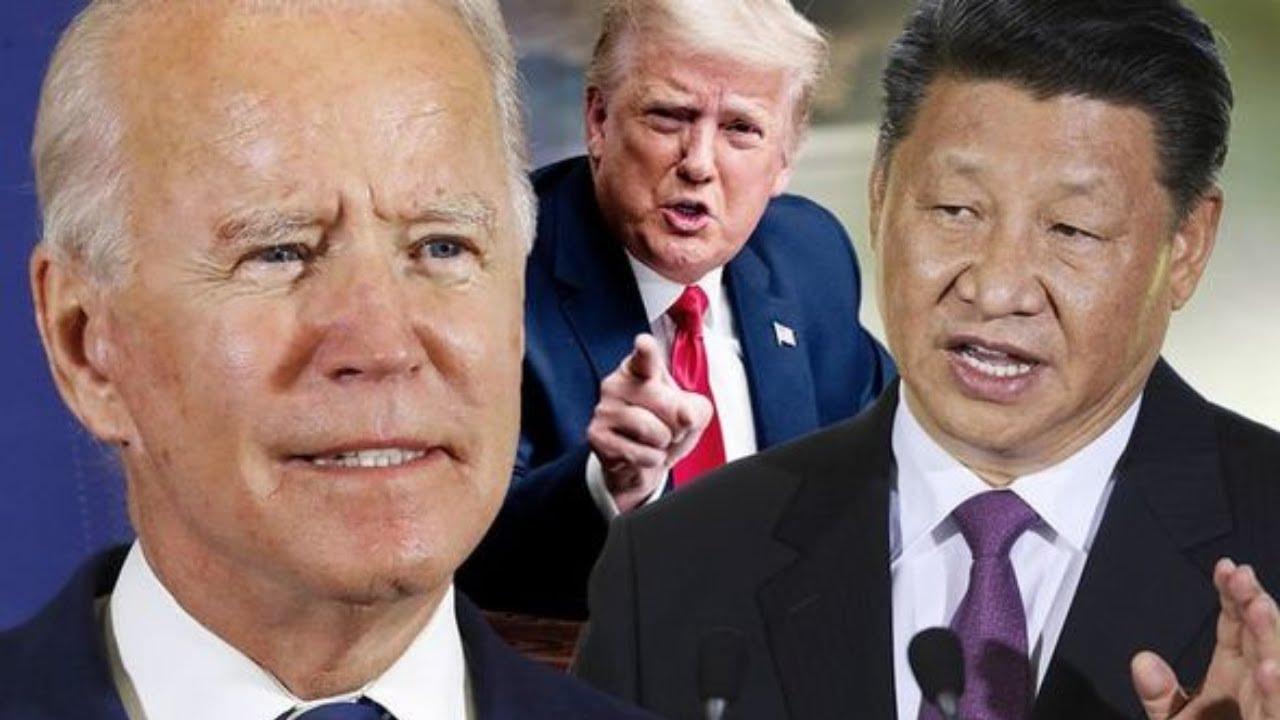 Biden's strategies to cool Trump's trade war with China|Financing News|Company News thumbnail