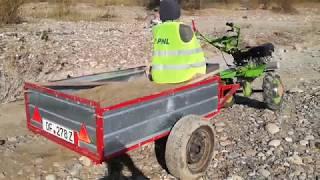 Motocultor BSR - La Carat De Nisip