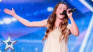Could singer Maia Gough be the one to watch? | Britain's Got Talent 2015 - Video Youtube