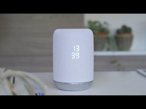 Sony's smart speaker has Google Assistant   IFA 2017