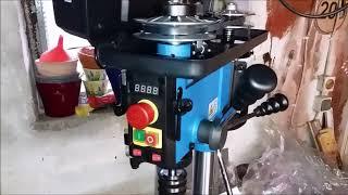 Güde TischBohrmaschine GTB 16/500 Vario Teil 3