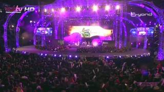 Faizal Tahir & The Royale FT Force - Adrenalin, Karma @ Konsert Suara Kami 2011