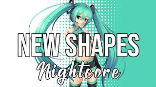 (Nightcore) New Shapes   Diplo, Octavian