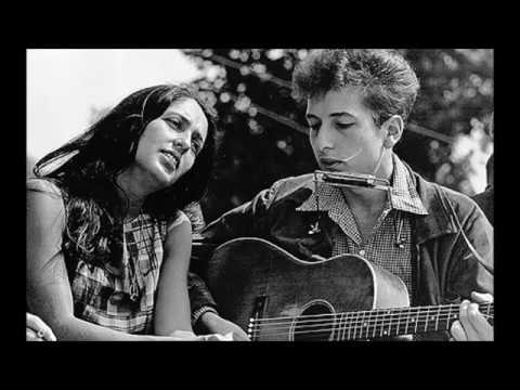 Bob Dylan & Joan Baez (With God on our side).