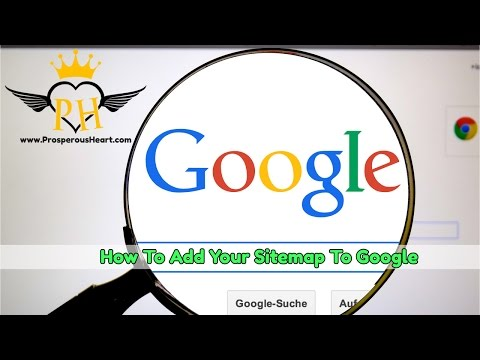How To Add Your Sitemap To Google Webmaster Tools