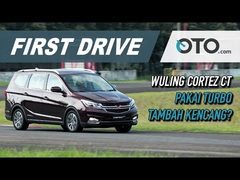 Wuling Cortez CT 2019 | First Drive | Turbo dan CVT, Tambah Sensasi? | OTO.com