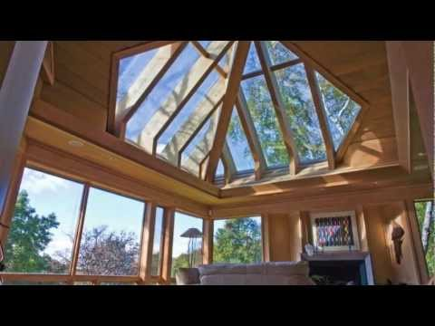 Commercial and residential skylight photo and video gallery for Architectural skylights