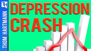 Is The US Heading For Deflation or Depression? (w/ Richard Wolff)