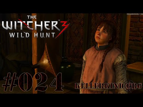 The Witcher 3 [HD|60FPS] #024 Spiel mir das Lied vom Tod ★ Let's Play The Witcher 3