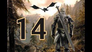 Приключения мечника в мире Скайрима (РЕДОН+куча модов) #11 Пауки!!!!!