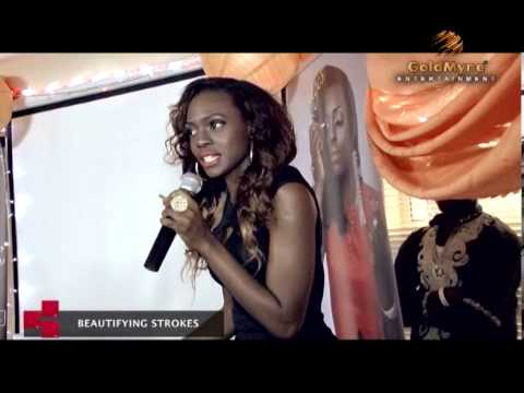 BBA Beverly Osu speaks @ Beautifying Strokes