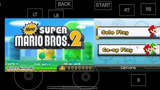 new super mario bros 2 citra emulator