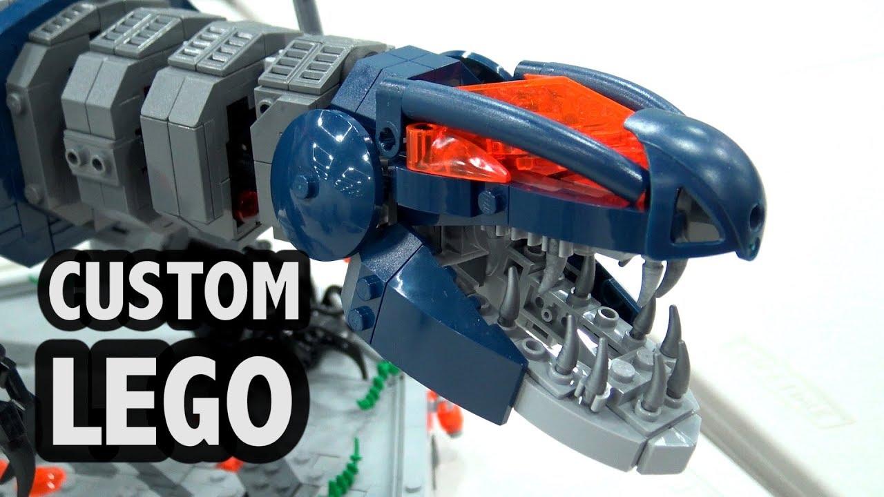 LEGO Nexo Knights Dinosaur Robot   Bricks Cascade 2019