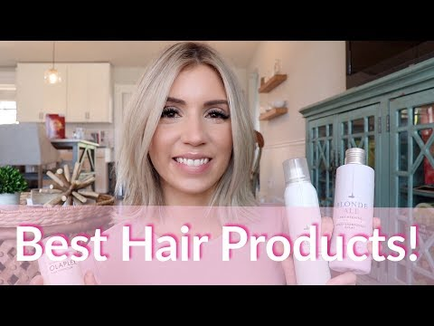 BEST HAIR PRODUCTS! | NEW HAIR!