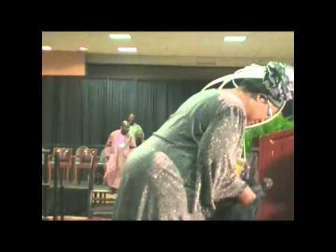 CAC Convention 2010 - 9 - Mama Bola Are