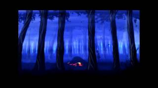 Little Red Riding Hood Animation / The Lonely Ones - Evermore