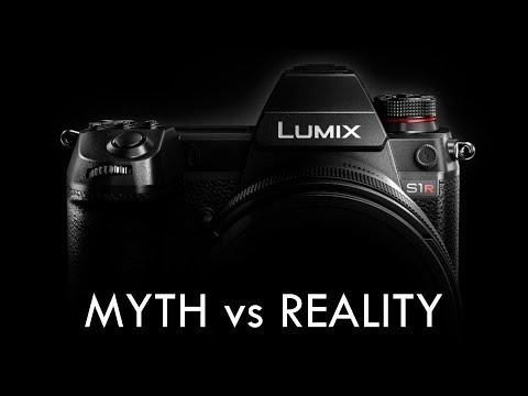 External Review Video dGFSxbLxnFQ for Panasonic Lumix DC-S1R Full-Frame Camera