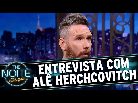 The Noite (13/09/16) - Entrevista com Alexandre Herchcovitch