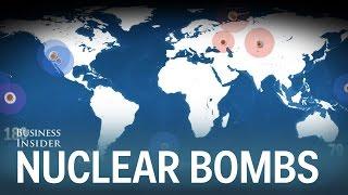 מאז 1945 נערכו מעל ל2,000 ניסויים גרעיניים
