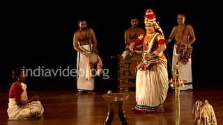 Nangiarkoothu (Kamsa Vadham) - by Margi Sathi, Part I