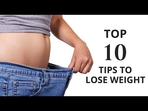 Top 10 Tips to Lose Weight