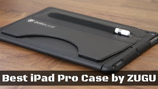 "Best Case for your iPad Pro (10.5"" or 12.9"") or iPad 9.7"" - The Zugu Prodigy X"