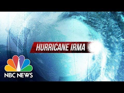 Coverage of Hurricane Irma (Full)   NBC News