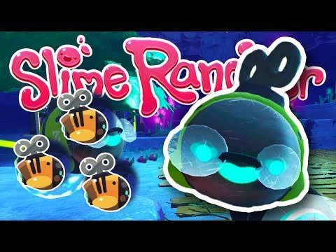 DRONE DANGER - Slime Rancher Drone Update #2 - Gaming Faster than