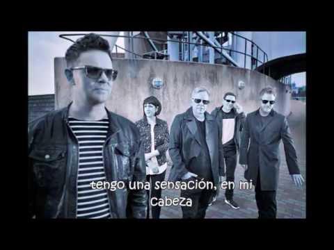 New order- plastic subtitulado español