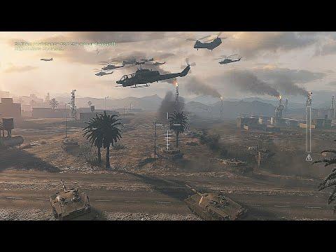 "Battle of Basra - Modern Warfare Remastered ""Shock and Awe"""
