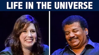 StarTalk Live with Neil deGrasse Tyson: Searching for Life in the Universe