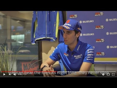 MUGELLO MotoGP PREVIEW – ALEX RINS