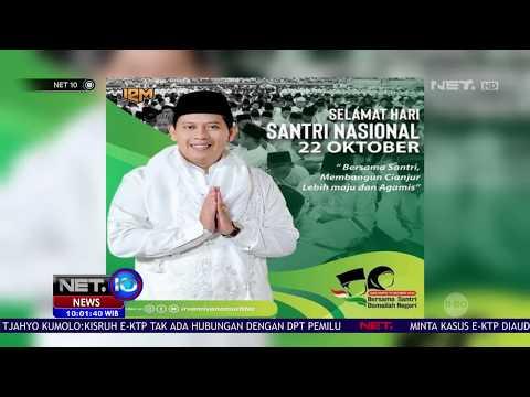 KPK Lakukan Operasi Tangkap Tangan Kepada Bupati Cianjur- NET 10