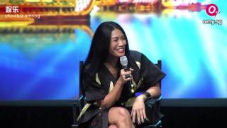 Anggun, David Foster, Melanie C, and Van Ness Wu for Asia's Got Talent