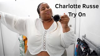 AFFORDABLE PLUS SIZE DRESSING ROOM TRY ON - CHARLOTTE RUSSE