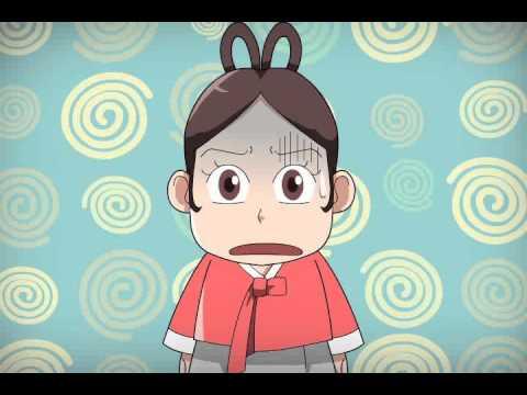 청소년 근로권익 교육용 애니메이션