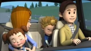 제7화 가족이 함께 타는 차에서는