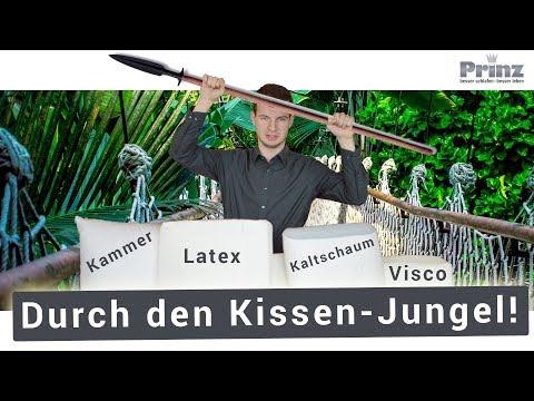Kopfkissen Test - So finden Sie sich GARANTIERT im Kissen-Dschungel zurecht!