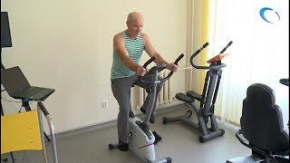 Двигательной активности посвящен август в рамках областного проекта «12 месяцев здоровья»