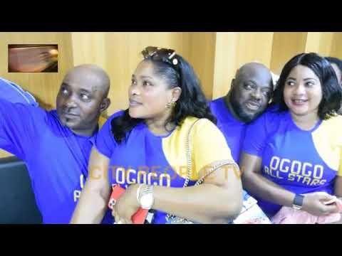HILARIOUS: TAIWO HASSAN OGOGO, YINKA QUADRI, OTHERS BATTLE ON THE FOOTBALL PITCH