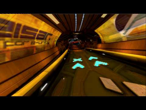 Видео № 0 из игры WipEout HD Fury (Б/У) [PS3]