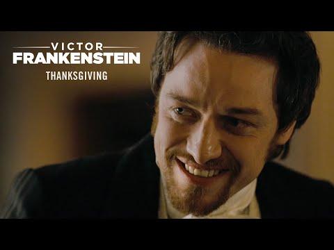 Victor Frankenstein Victor Frankenstein (TV Spot 'We Shall Create a Man')