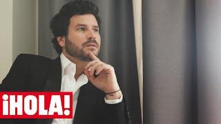 Guillermo Bárcenas, En La Intimidad Con El Líder De Taburete, En ¡HOLA!,
