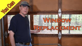 Garage Door Window Replacement